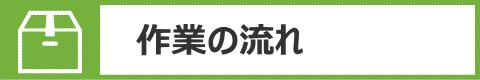千葉県船橋市、習志野市 遺品整理レーベン 作業の流れ